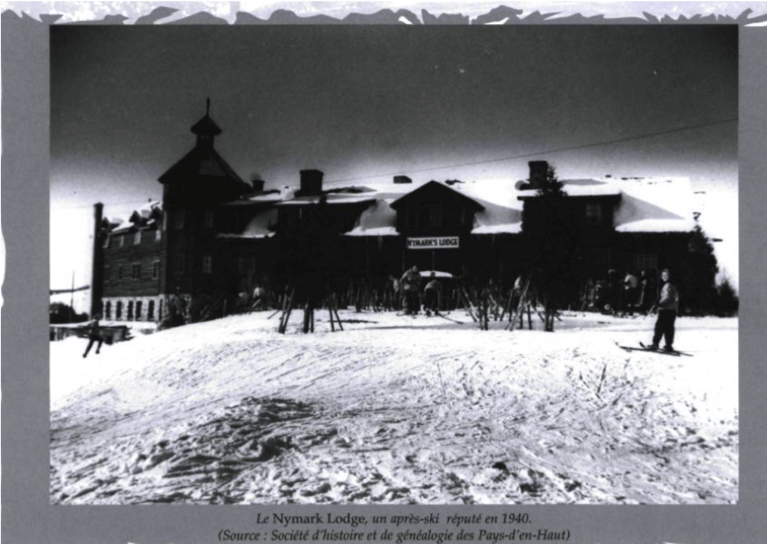 Alpine Inn vers 1930